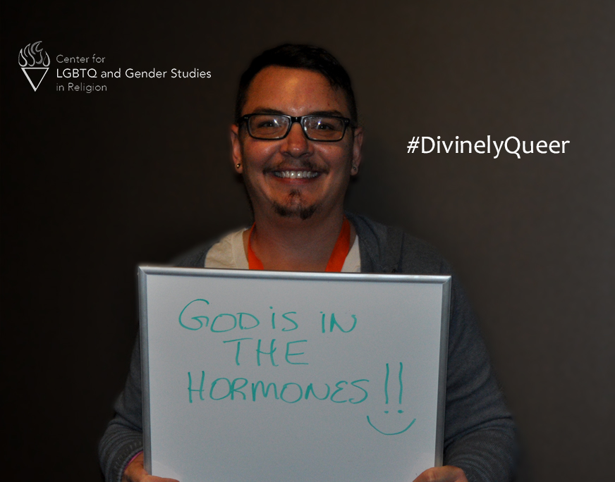 #DivinelyQueer Photo Campaign